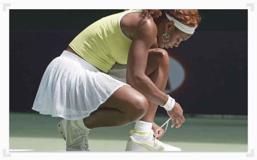 7 Superstisi Olahraga Paling Terkenal - Serena